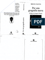 Milton Santos Por Una Geografia Nueva Completo