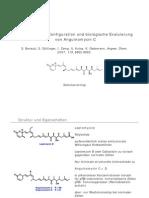 Seminarvortrag Anguinomycin C