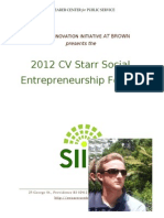 C.v. Starr Profiles 2012_FINAL