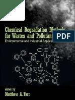 Chemical Degradation