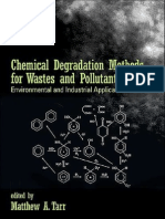 Chemical Degradation