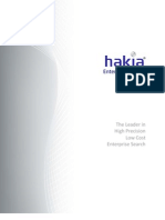 Hakia Enterprise Search