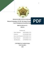 PKMM_Makanan Pen Damping ASI (MP-ASI) Lokal