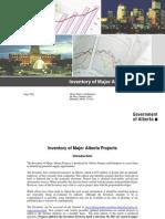Major Alberta Projects