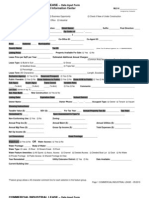 Commercial Lease Input Form Complete 06 2011