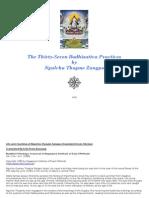 Ngulchu Thogme Zangpo - The Thirty-Seven Bodhisattva Practices