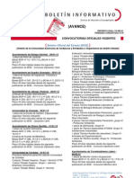 Boletín de Empleo Público Febrero 2012