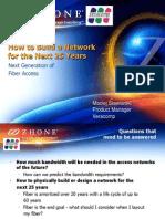 Zhone Veracomp Ppt PDF