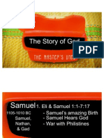 The Masters View - The Story of God - Samuel