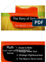The Masters View - The Story of God - Ruth