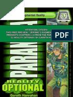 "PARANOIA S1 ""Reality Optional"" - Free preview"