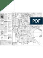 FS Waldo Area Road Map