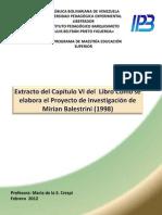 Extracto_del_Capitulo_VI_del_Libro_Como_se_elabora_el_Proyecto_de_Investigacion_de_Mirian_Balestrini_1998_