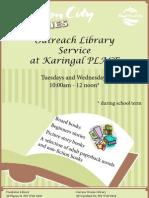 Karingal PLACE Poster