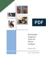 Apprentice VFM Report v 26 FINAL