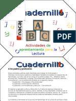 10.- CUADERNILLOS-PREECTURA