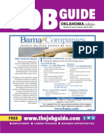 The Job Guide Volume 24 Issue 4 OK