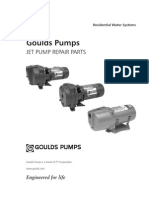 Goulds Pumps Jet Pump Repair Parts (1)
