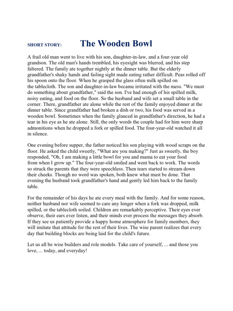 Short Story Cain And Abel United States Department Of Defense