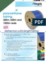 Nylon, Polyurethane Tubing