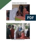 Majlis Interaksi Waris Tingkatan 5 2011