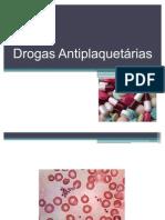 Drogas Antiplaquetárias 97