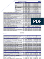 Tabela de Descontos Setembro PARCERIA