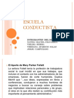 Escuela Conductista Www Equipo 3