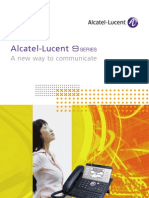 Alcatel-Lucent 9 Series