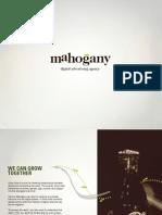 Mahogony Digital Advertising Agency Credentials
