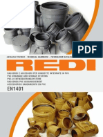 REDI Sewage Catalogue