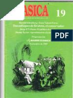 019 Revista Clasica Nov 1989