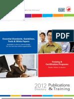 2012 AIAG Catalog