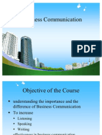 Business Communication FULL PPT @ BEC-DOMS