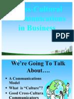 Cross-cultural Communication Ppt@ Bec-doms