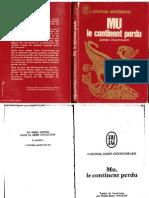 Col. James Churchward - Mu, Le Continent Perdu