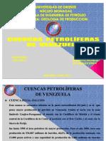 CUENCAS PETROLIFERAS