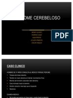 SINDROME CEREBELOSO Diapositivas Expo de Fisio, EyleenPimientaG