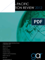 Introduction to Asia Pacific Arbitration Review 2012