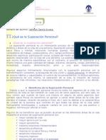 UNIDAD III SUPERACIÓN PERSONAL