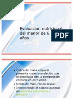 Evaluacion Nutricional Escolar y Adolescente Med 2010