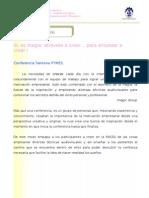 CONFERENCIA PYMES