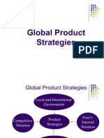 Global Product Strategies