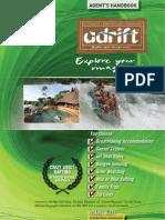 Adrift Brochure 2011