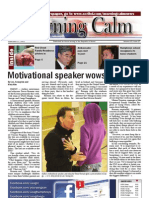 Morning Calm Weekly Newspaper - 17 February 2012
