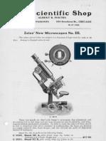 CZJ No III Brochure