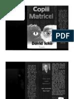 David Icke - Copiii Matricei