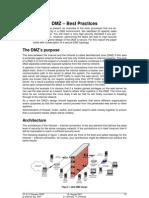 Dmz - Best Practices - Vsd