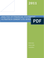 Financial Report CP0611