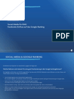 VDS Social Media Google Ranking